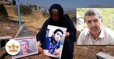 Nach drei Jahren Ermordung von Eqbal Moradi die Mörder wurden noch nicht festgenommen und vor Gericht gestellt