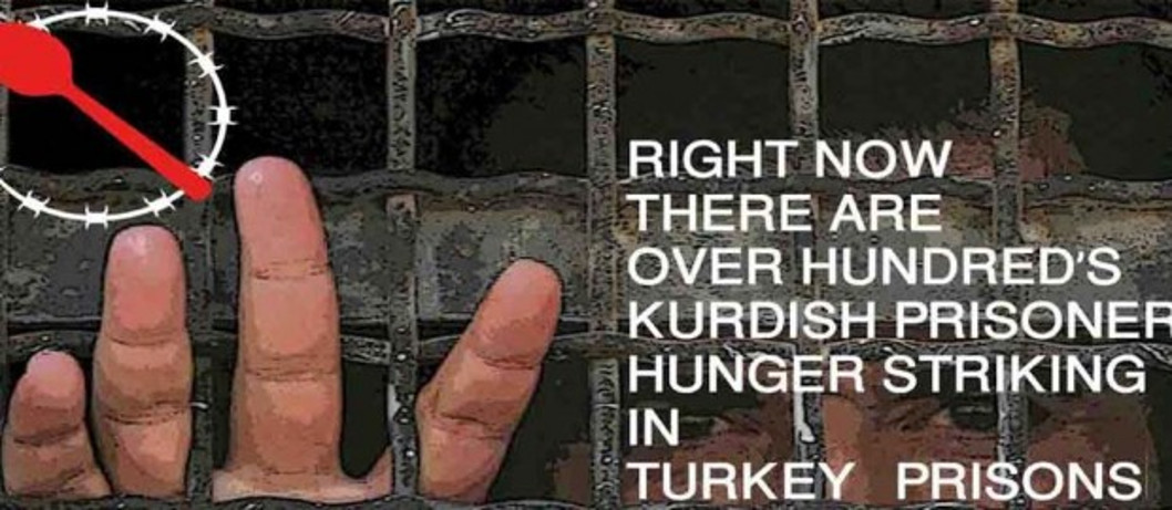 Support the prisoners on hunger strike in Turkish prisons