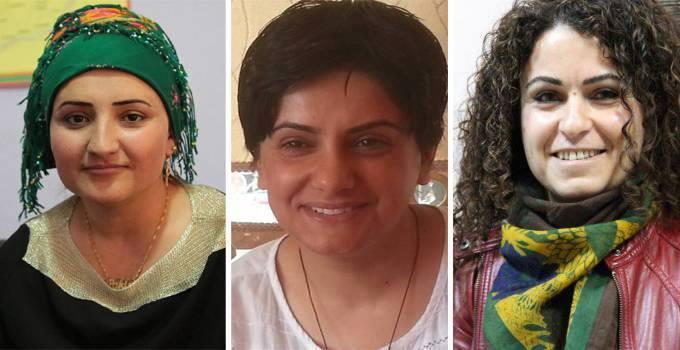 Three prominent Kurdish political activists murdered