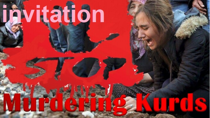 We shall not be silent in the face of genocide by Turkish state