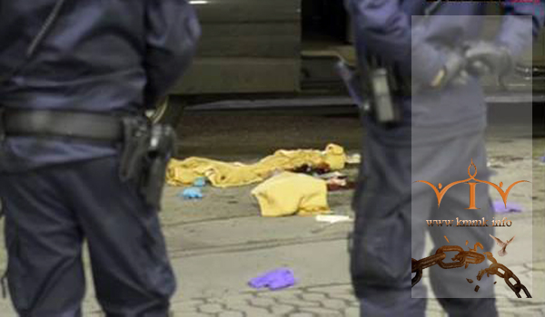 Armed attack on a protest in Stockholm, a member of the Kurdistan Human Rights Association wounded