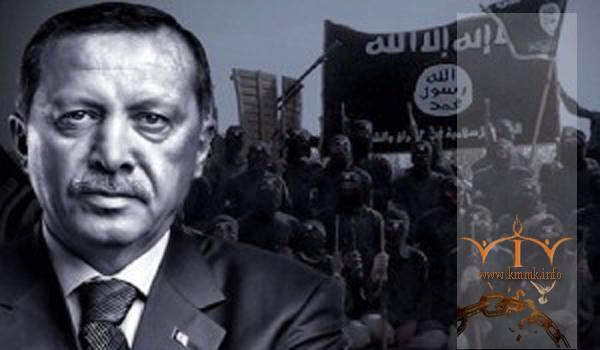 Turkey bombs Rojava (Western Kurdistan) and supports ISIS.