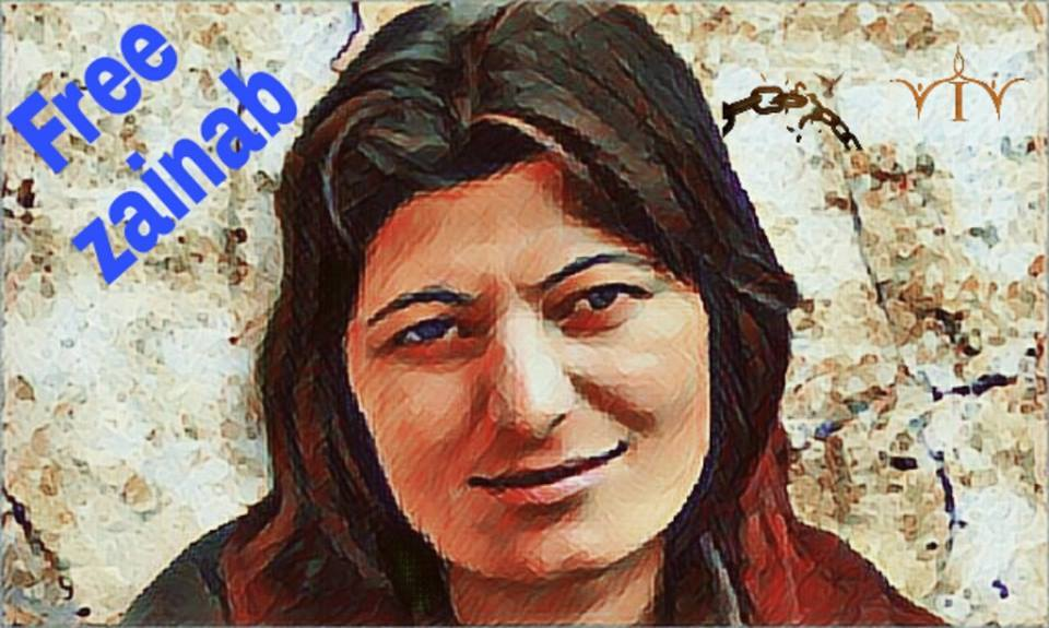 URGENT ACTION JAILED KURDISH WOMAN AT RISK OF GOING BLIND