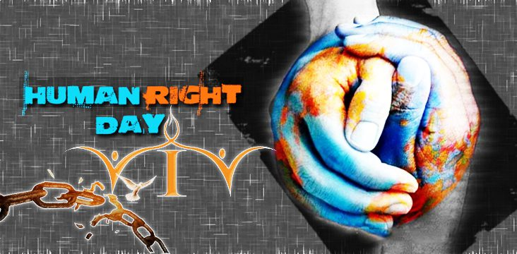 Human Rights Day under the heavy shadow of the lack of rights
