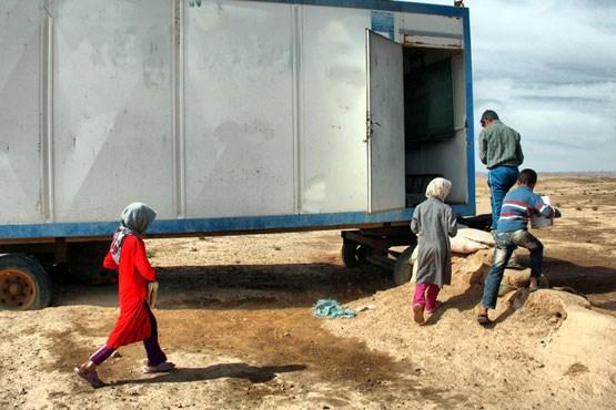 Residential Build schools villages of Bukan in East Kurdistan