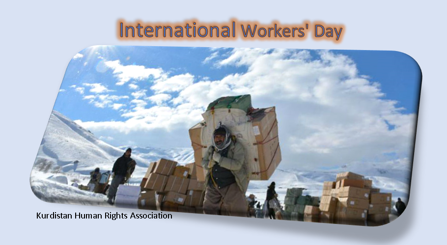 Three thousand and forty-eight times East Kurdistan Workers' rights have been violated.