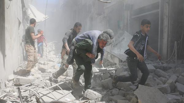 Warmongering and attacks against Rojava Kurdistan Turkish government