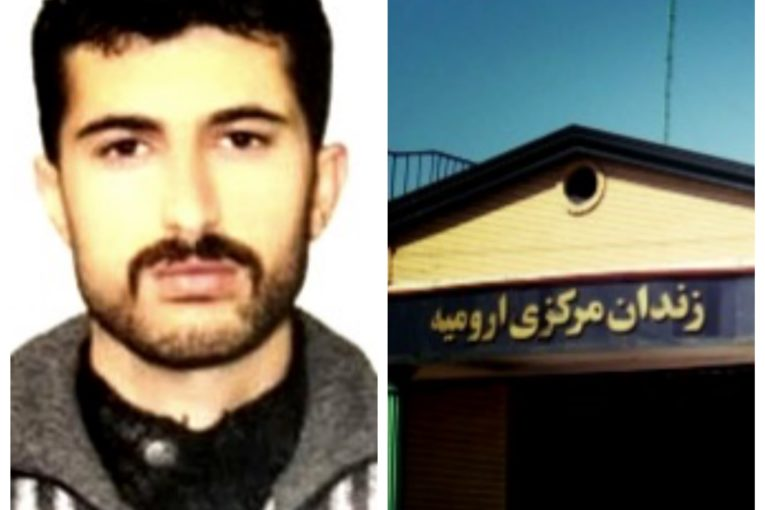 The final sentence of the death of a Kurdish political prisoner in Kurdistan East
