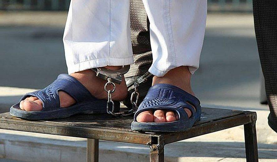 Islamic Republic execution machine in east kurdistan