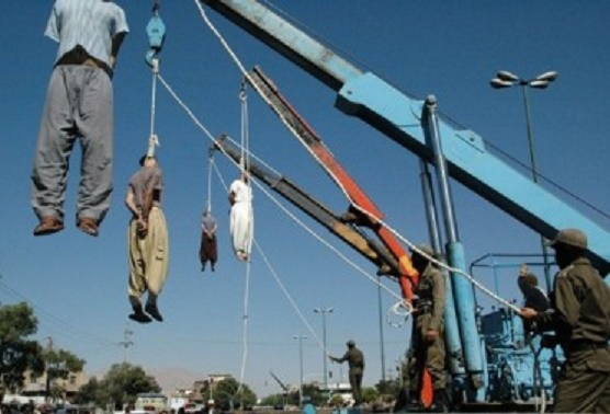 Three people were executed in Orumieh.