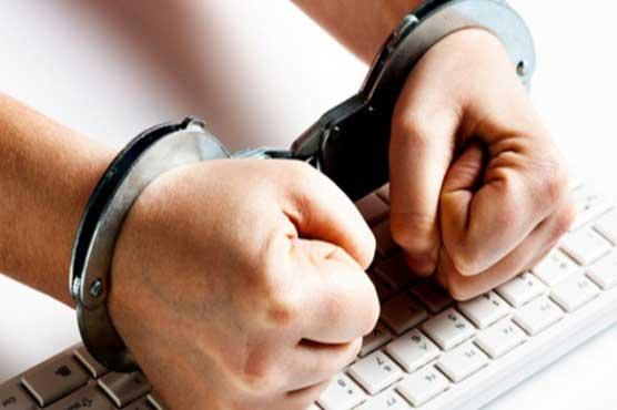 The arrest of 7 people active cyberspace in Kermanshah