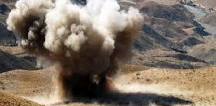 Young 28 years old Qasr-e Shirin in East Kurdistan injured by landmine