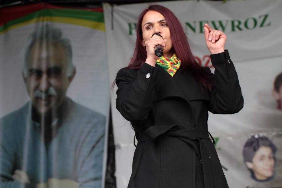 """Basimeh Kuvnja Peoples Democratic Party """"HDP"""" city """"Sirte"""" was arrested"""