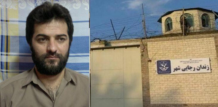 Qasim Abesteh hunger strike, Kurdish prisoners in Karaj Rajai Shahr prison