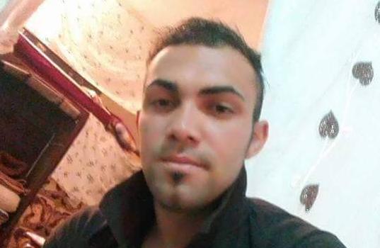 Suicide of a young Kurdish from East Kurdistan, in Kermanshah