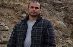 Valeh Zamani, labor activist was arrested today.