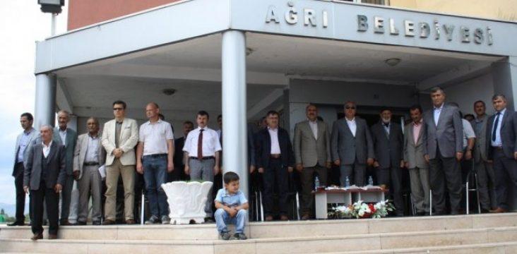 "Fired 106 municipal employees in the City ""Ağrı"" North Kurdistan"