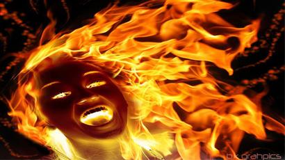Self immolation 2 women in Divandareh in a week.