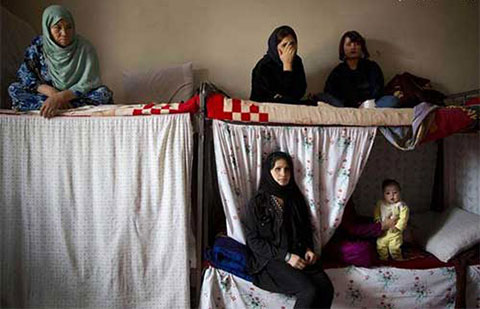 Women and children prisoners in the prisons of the Islamic Republic of Iran
