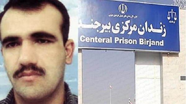 Personnel and part of the prisoners Birjand Prison Mohammad Amin Abdollahi was beaten.