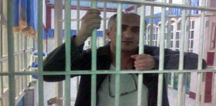 Kurd prisoner journalist vacation ban