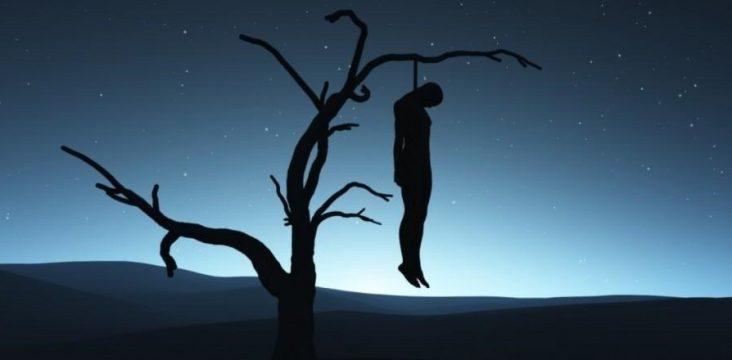Suicide Girl Nahavandi in East Kurdistan