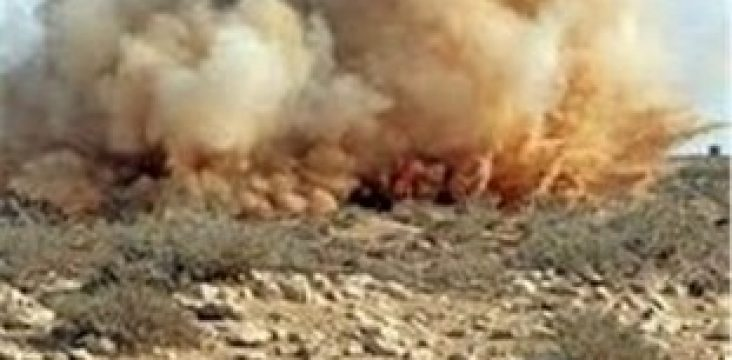 The bullets and mines left by the Iran Iraq War sacrifice Kurdish citizens.