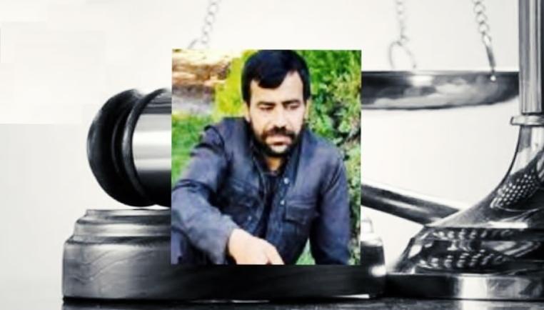 sentencing 10 years prison for Hosein Daneshmand