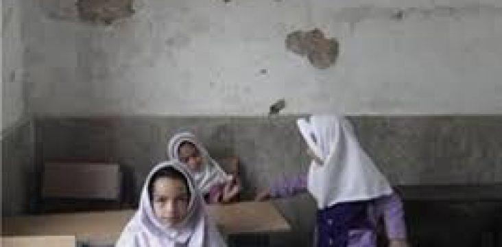 30% exhaustion of Schools and Educational Spaces of Kermanshah Province in east Kurdistan