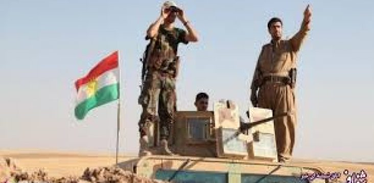 Killing and wounding at least 12,000 Peshmerga of the Kurdistan region in the war against ISIL