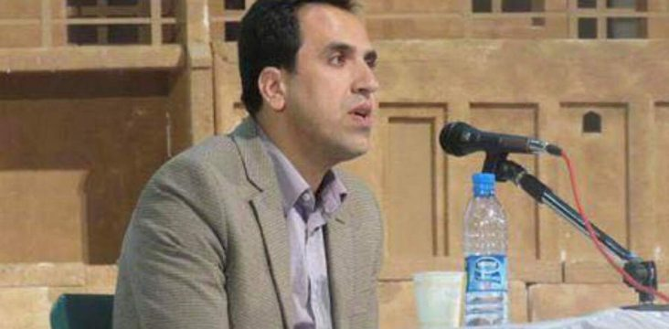 Kurdish journalist and political activist arrested Dr. Salaheddin Khadio