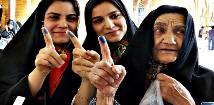 Women and Kurds and Sunnis do not have the right to get the position of minister in the Islamic Republic