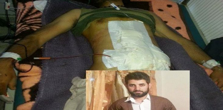 The disappearance of Kurdish carrier (innocent civilian) in Sardasht after two months