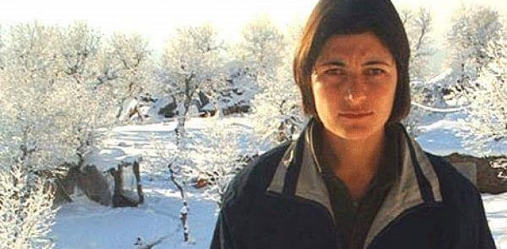 Zeinab Jalalian has been transferred to Dieselabad Prison of Kermanshah