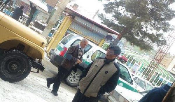 The militarization city of Oshnavieh