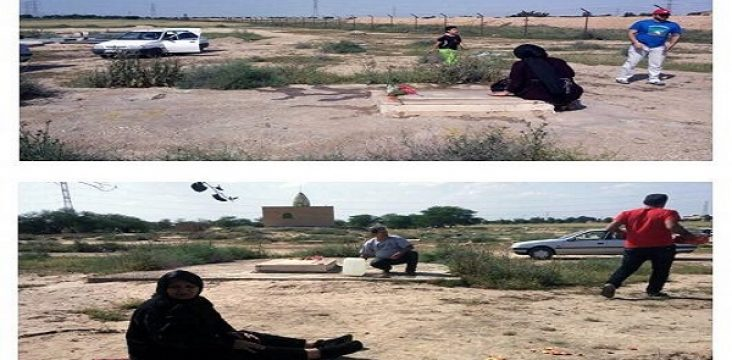 The discovery of the mass grave of the political prisoners of the eighties in Ahvaz