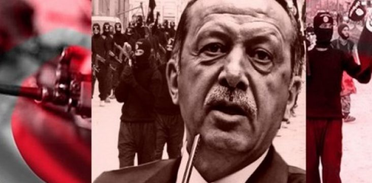 The apparent threat of South and West Kurdistan by Erdogan