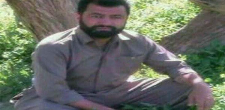 The killing of Kurdish businessman from the city of Paveh in eastern Kurdistan