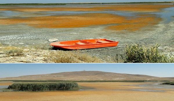 The danger of the destruction of the Kani Barazan wetland in eastern Kurdistan