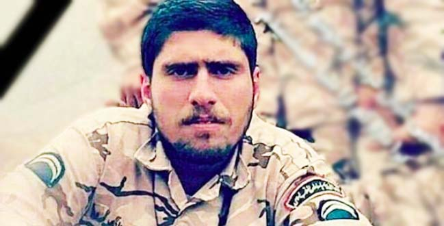 """""""Yahya Yari"""" Yarsan soldier to end his life,Yarsan soldiers of Suicide"""