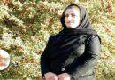 Azima Naseri was temporarily released