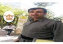 Mozafar Salehnia was summoned to the Intelligence Office