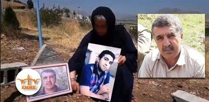 After three years of Eqbal Moradi's assassination / the killers haven't been arrested and tried yet