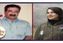 Nahid Kamangar, the daughter of political prisoner Hossein Kamangar, was arrested