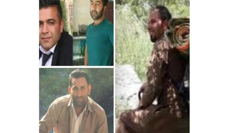 Arrest of one person in Piranshahr and transfer of three others to prison in Saqez