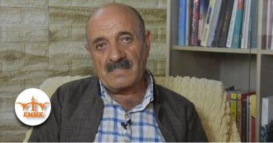 Shukri Sarhad, a famous political activist in North Kurdistan, was assassinated