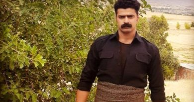 Arrest of a citizen by Iranian security forces in Baneh